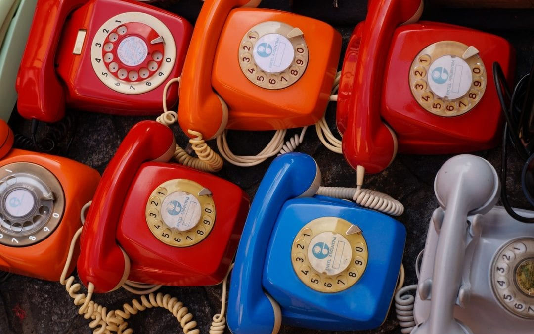 Cold calling…or solving a problem?